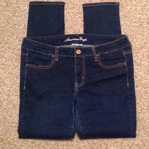 NEW American Eagle Jeggings Jeans Size 12